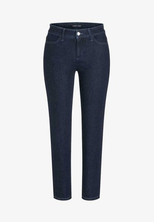 PIERA - Slim fit jeans - dark blue