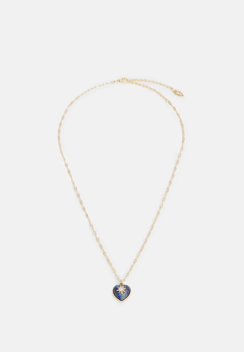 LIARS & LOVERS - WIN HEART DIT - Necklace - gold-coloured