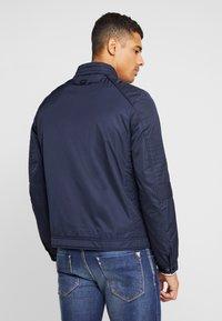 Antony Morato - BIKER COAT - Summer jacket - ink blue - 2