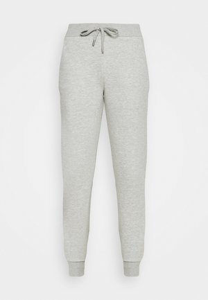 FIT - Tracksuit bottoms - grey marl