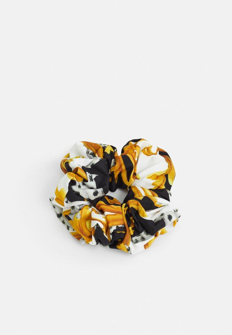 Versace - ELASTICO X CAPELLI - Accessoires cheveux - bianco/nero/oro