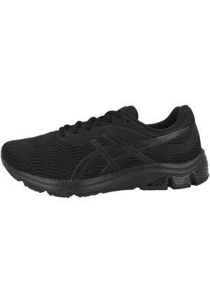 PULSE - Stabilty running shoes - black-graphite grey (1011a550-004)