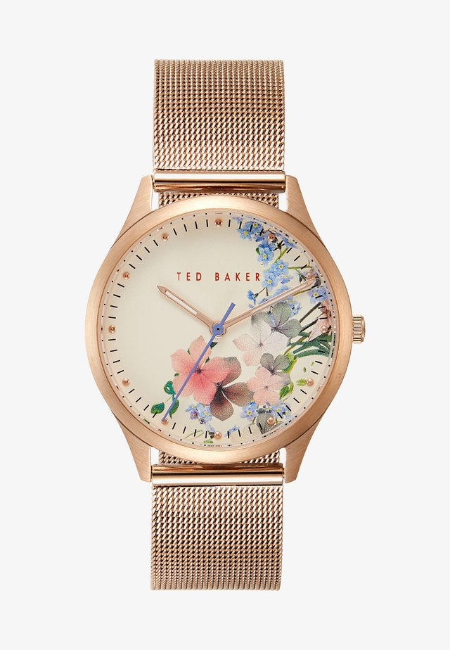 BELGRAVIA - Reloj - rosegold-coloured