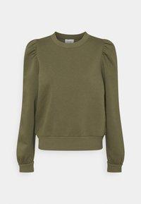 Second Female - CARMELLA  - Sweatshirt - olive night - 4