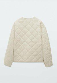 Massimo Dutti - Light jacket - beige - 1