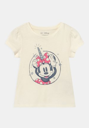 TODDLER GIRL  - Print T-shirt - off-white