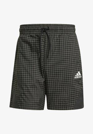 ADIDAS SPORTSWEAR PRIMEBLUE SHORTS - Sports shorts - black