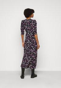 The Kooples - DRESS - Day dress - black/pink - 2