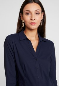 More & More - Button-down blouse - marine - 3