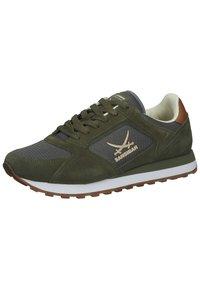 Sansibar Shoes - Sneakersy niskie - olivegrün - 1
