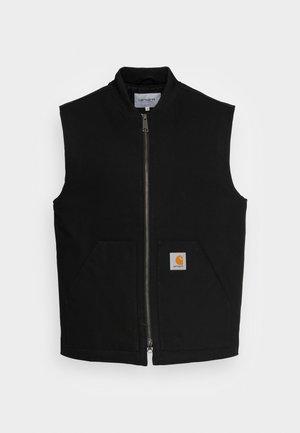 VEST DEARBORN - Vest - black rigid