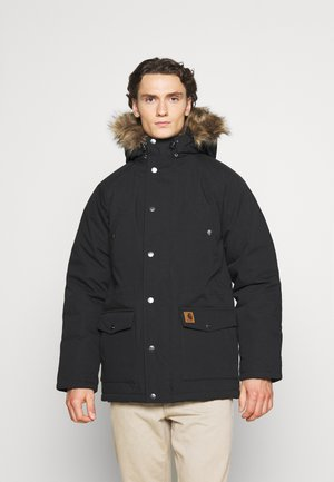 TRAPPER  - Winter coat - black