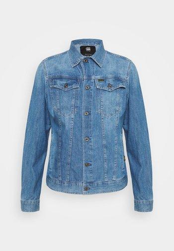 3302 SLIM JKT - Džínová bunda - faded orion blue