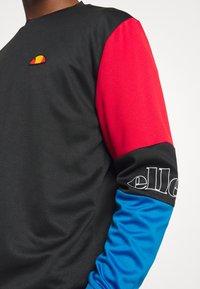 Ellesse - LINTEKA - Camiseta de manga larga - black - 5