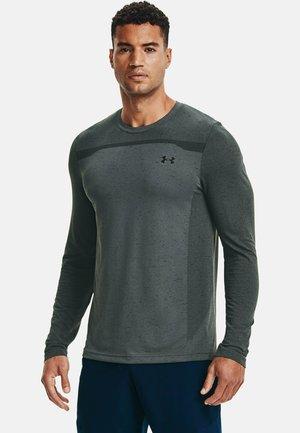 Camiseta de manga larga - pitch gray