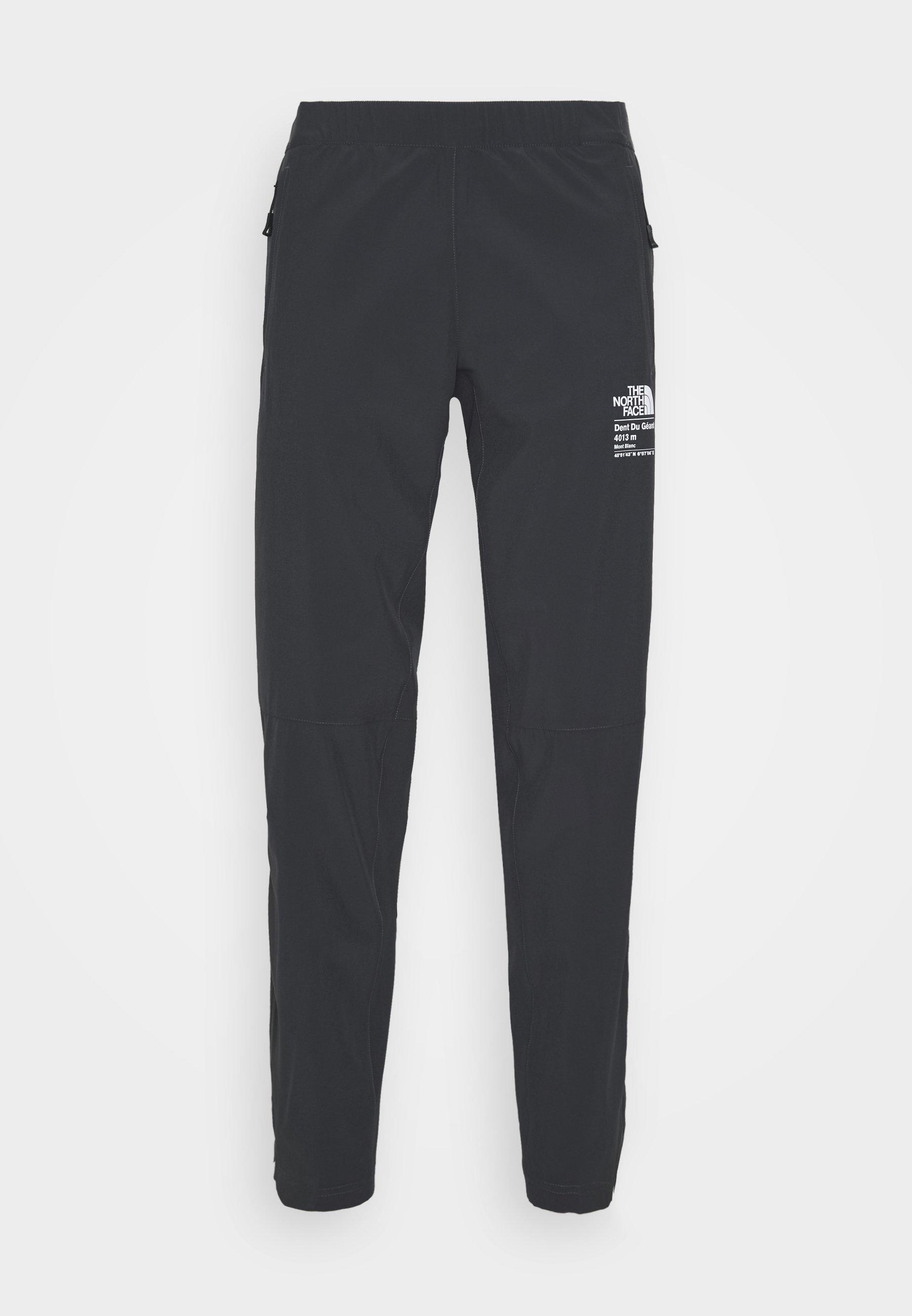 The North Face MEN'S GLACIER PANT - Pantalon classique - asphalt grey