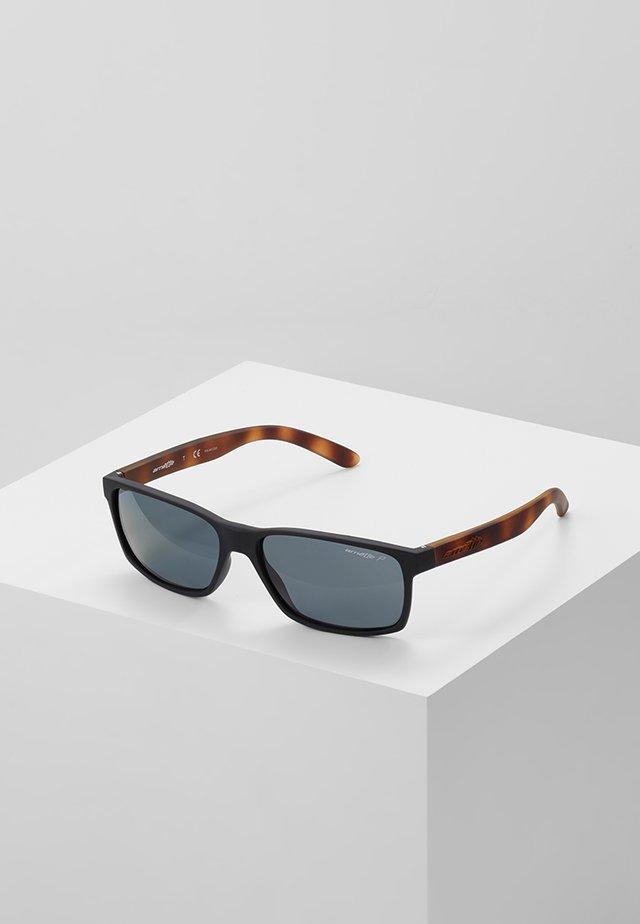 Solglasögon - fuzzy black