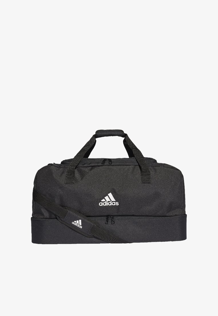 adidas Performance - TIRO DUFFEL LARGE - Sports bag - black