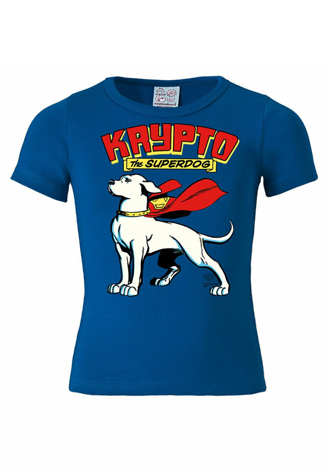 Kinder SUPERDOG - KRYPTO - T-Shirt print