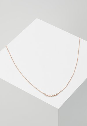VINTAGE GLITZ - Collana - roségold-coloured