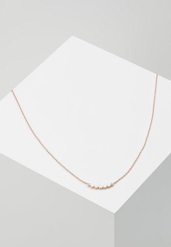 VINTAGE GLITZ - Collar - roségold-coloured