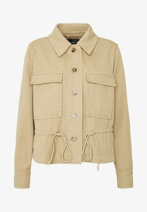HAYANA - Summer jacket - soft ginger