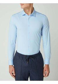 OLYMP No. Six - SUPER SLIM FIT BUSINESS HEMD - Formal shirt - bleu - 1