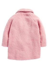 Next - Fleece jacket - mottled pink - 1