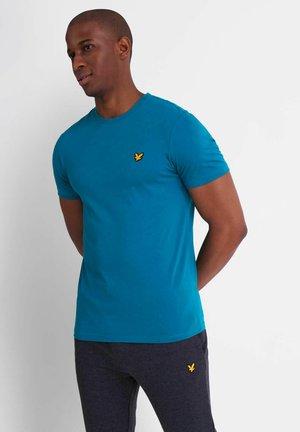 MARTIN  - T-shirt - bas - teal green