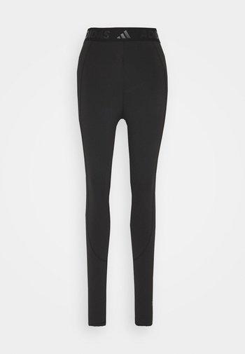 LONG  - Collant - black