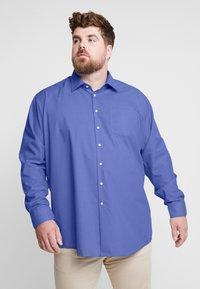 Seidensticker - REGULAR FIT - Formal shirt - blue - 0