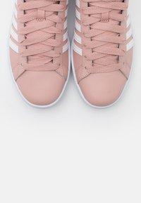 K-SWISS - COURT WINSTON MID - Zapatillas altas - misty rose/white - 5