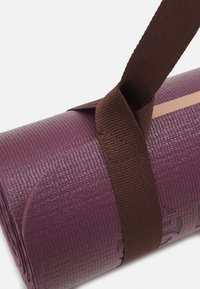 Bahe - ESSENTIAL MAT ALIGNMENT 4MM - Fitness / Yoga - mulberry - 3