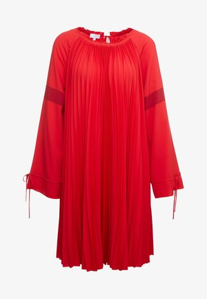 DIOGENES - Day dress - racing red