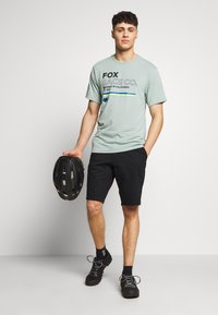 Fox Racing - ANALOG TECH TEE - T-Shirt print - light green - 1