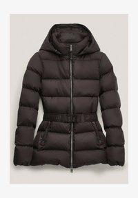 Massimo Dutti - Winter jacket - dark grey - 3