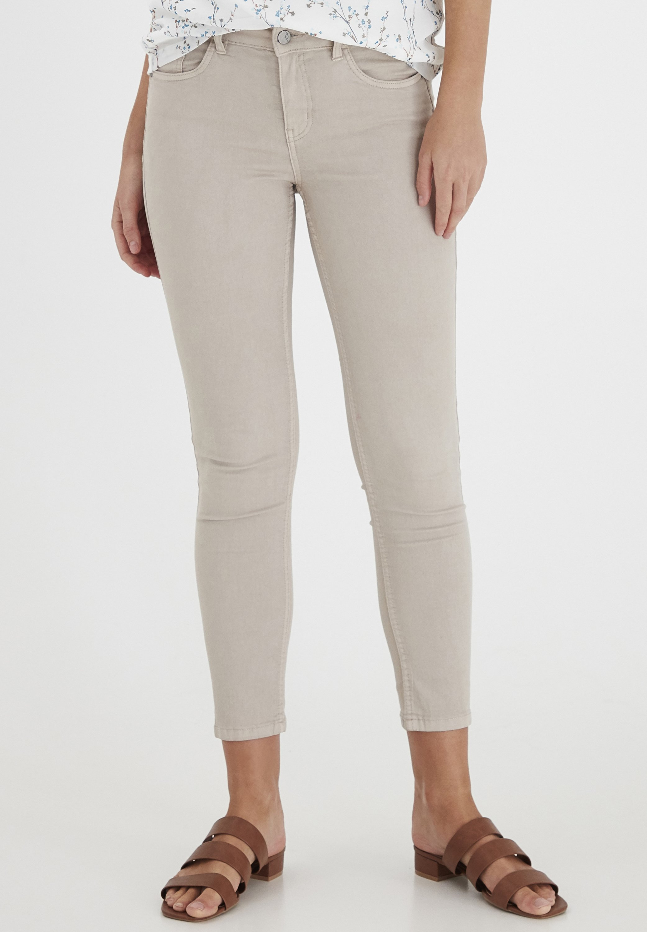 Donna FRCAYELLOW - Jeans Skinny Fit