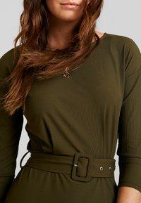 Anna Field - Day dress - khaki - 5
