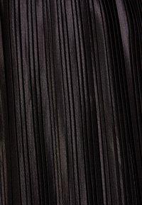 Bruuns Bazaar - PENNY CECILIE SKIRT - A-lijn rok - black - 4