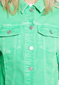comma casual identity - Denim jacket - light green - 6