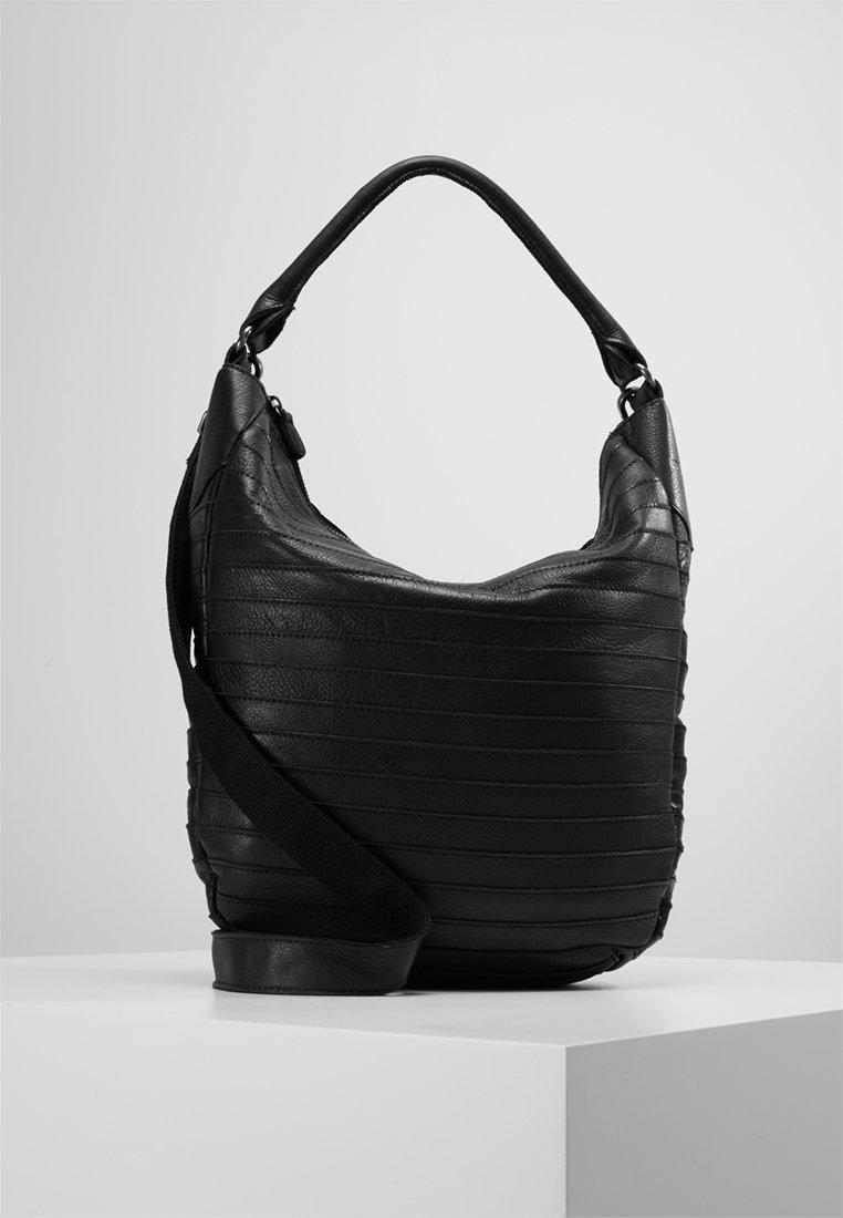FREDsBRUDER - G�RTELTIER S - Handbag - black