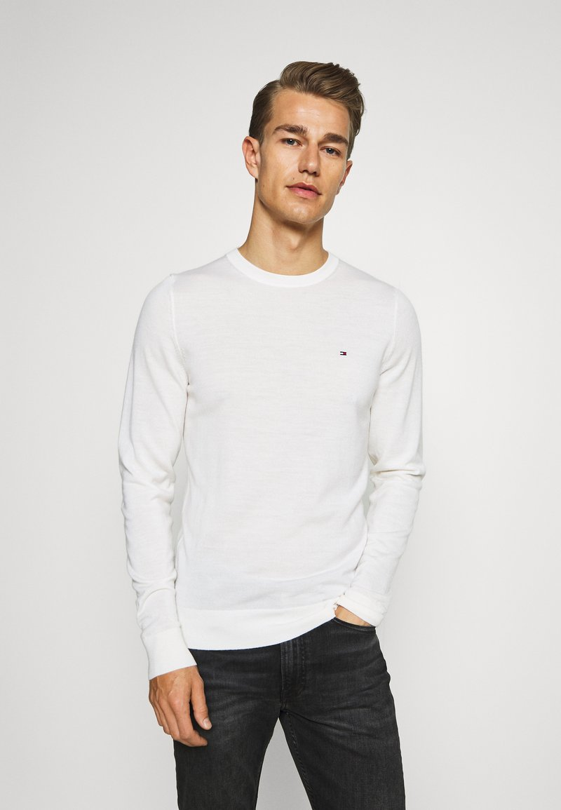 Tommy Hilfiger Tailored - Pullover - white