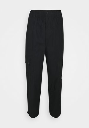 ESSEN UTILITY PANT - Tracksuit bottoms - black
