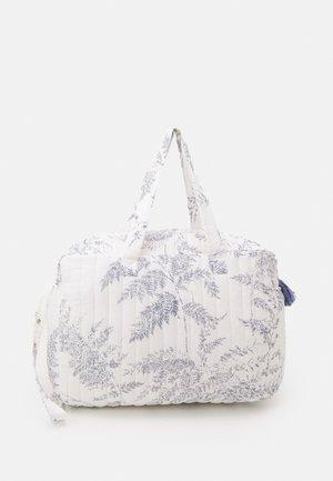 NURSERY BAG - Baby changing bag - bleu