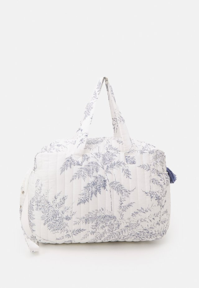 NURSERY BAG - Luiertas - bleu