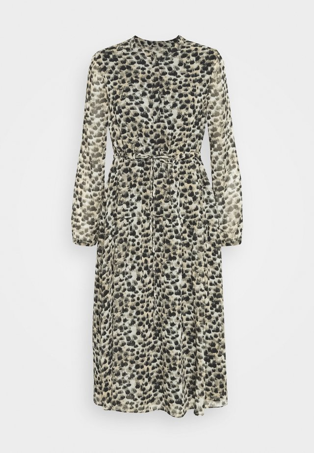 BRUSHMARK ANIMAL MARNI DRESS - Blousejurk - multi