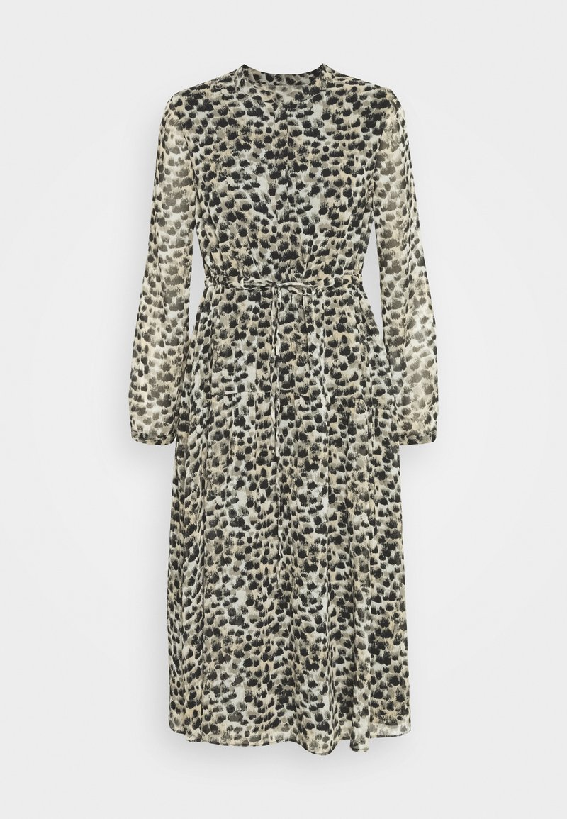 Whistles - BRUSHMARK ANIMAL MARNI DRESS - Blousejurk - multi