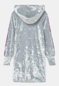 Nike Sportswear - HOOD - Day dress - silver - 1
