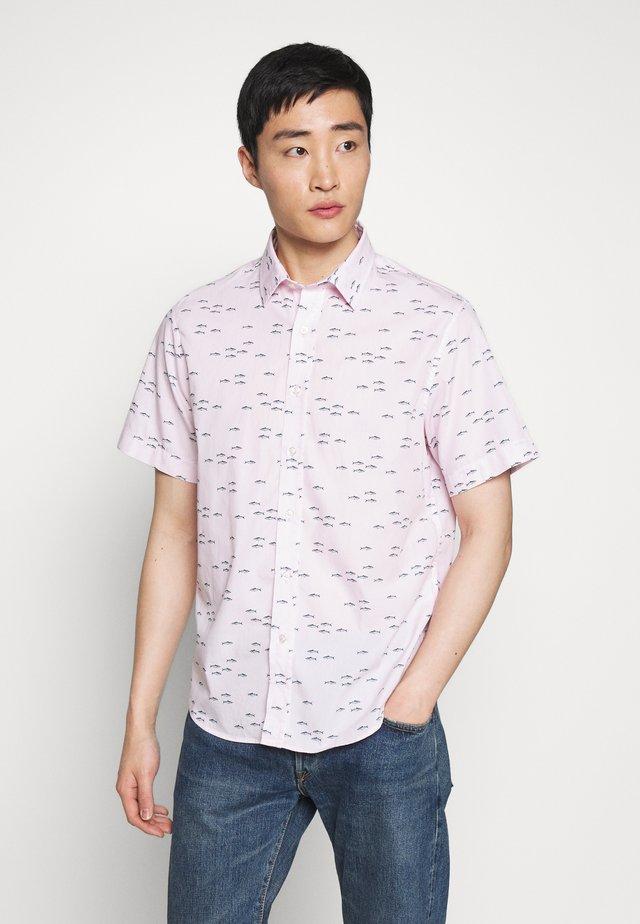 FISH  - Shirt - pacific pink