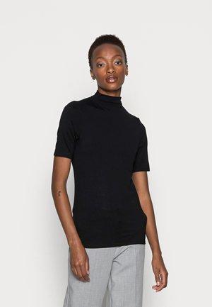 FUNNEL - T-shirt basic - black